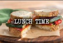 Lunch Time / Say goodbye to that boring lunch! Creative sandwich and salad lunch recipes.  / by French's