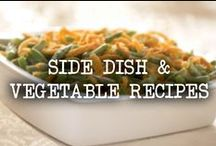 Side Dish & Vegetable Recipes / Serve up and satisfy with these sides and vegetable recipes.   / by French's
