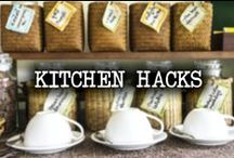 Kitchen Hacks / Save time and get organized with these kitchen hacks.  / by French's