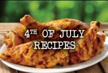 4th of July Recipes / Spark up an appetite with these great recipes!  / by French's