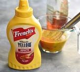 Mustard Mixology / Create your own sauces by mixing mustard with a few simple ingredients.