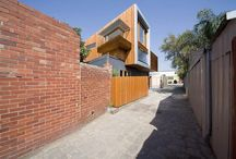 Brunswick solar house / Compact sustainable house