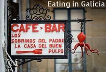 Eating in Galicia / What to eat, where to buy it and where to eat it! Markets, bars, restaurants - as long as they're good! - in Galicia / by The Kilomeaters
