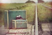 Old Suitcases / Old Suitcases Ideas