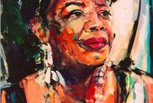 Dr. Maya Angelou / by Bobby Bailey