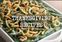 Thanksgiving Recipes / A collection of Thanksgiving recipes including main dishes, appetizers, side dishes and more! / by French's