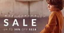 SALE / sale