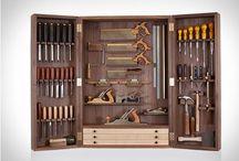 Hand Tool Cabinet
