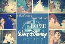 #childhood #love Disney / Who are we kidding? Grown-ups love this stuff too!!!