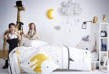 La maison Catimini / Linge de lit ou linge de bain, découvrez nos collections maison !