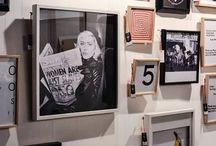 Trabajos / Enmarcamos obras de gran valor como pinturas, acuarelas,  tintas, carbonillas, grabados, esculturas, serigrafías.  Asimismo, enmarcamos fotografias, láminas, géneros  y diseñamos todo tipo de espejos a medida.