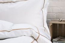 \\ Gold Style \\ / Celebrating all things gold, inspired by our Latte Cross Border bedlinen range. https://beaumontbrown.com/latte-duvet-cover.html