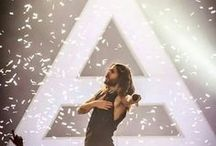 Jared Leto / 30 Seconds to Mars