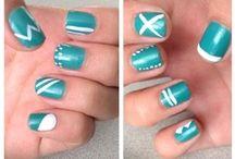 Nails / by Tiffany