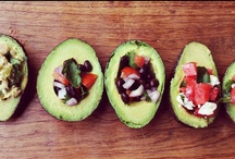 An Avo A Day... / The best part about Hass Avocados is that they are not only delicious, but they are also an excellent source of nutrition for your body and hydration for your skin! An Avo a day keeps your taste buds tingling with the sweet and creamy, and your mind, body and soul smiling with good fats and healthy oils. / by Amazing Avocado