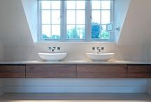Beautiful bathrooms ...