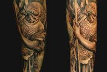 Tattoo ideas  / by Lee Stadelman