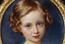 #2 Prince Albert Edward Prince of Wales / 2nd Child and 1st son of Queen Victoria / by Pam R