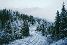crisp winter.