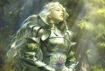 Warriors - Female - Realistic