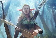 Archers - Female - Realistic