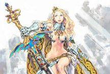 Princess & Queen - Anime