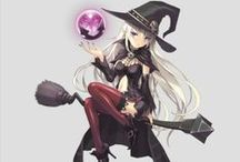 Witch - Anime