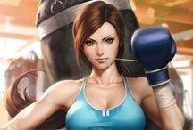 Sports - Female - Anime
