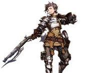 Gunner - Male - Anime