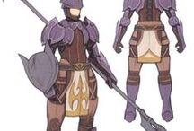 Lancer - Male - Anime