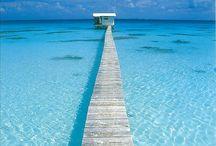 Mooie bestemmingen. / Waar zou je nog naar toe willen gaan?