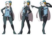 Fighter - Female - Anime