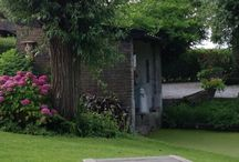 Mijn tuin in Haastrecht / Poldertuin