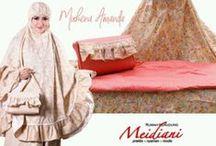 MUKENA MEIDIANI / Mukena Rukuh Shalat