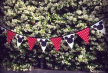 Minnie Mouse party deco / Ideas for decorate your Minnie Mouse party