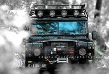 Land Rover Love