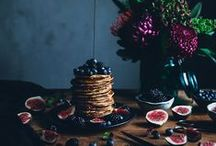 pancakes & waffles.