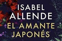 BOOK - L'amante giapponese / El amante japonés - Isabel Allende 2015  Aprile 2016