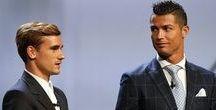 Griezmann&Ronaldo / BEST IN THE WORLD