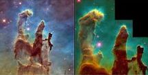 The Universe / NASA, The Hubble Heritage Team (STScI/AURA), space pictures, Hubble Space Telescope, galaxies, stars, planets, pillars of creation... and more about the Universe.