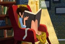 Stories  / All types of stories...and things about books, authors and reading too!  / by Saï