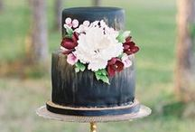 { Belle Gâteaux } / +Beautiful Wedding Cakes to Inspire+ / by Belle Noelle Events + Design