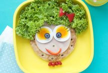 Kid Friendly Snacks / Some very creative ideas for great treats your kids can't wait to sink their teeth into!