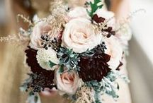 Wedding Blooms / Floral Inspiration for Weddings
