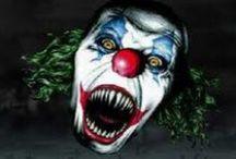 Horror / Un album che vi divertirà e...terrorizzerà :)  An album that will fascinate and...scare you to death