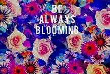 Floral Quotes
