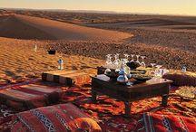Sahara Inspirationen