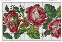stitch / wzory; haft