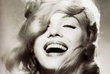 Marilyn Monroe / real girl / by Mariola Brzez