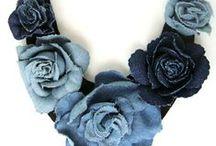 textil neckles